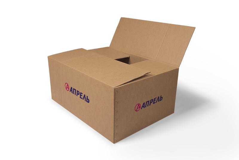 Изготовление и печать коробок под шампанское с логотипом